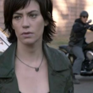 SOA Tara Knowles Horseshoe Replica Necklace